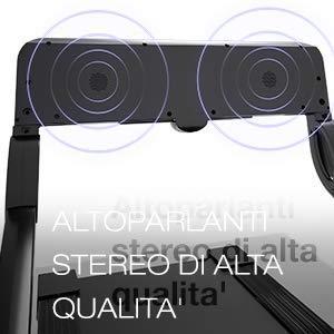 Sportstech F17 altoparlanti stereo