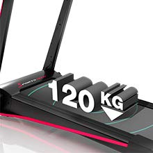 Sportstech F17 peso massimo