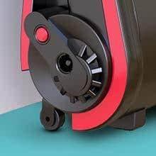 Sportstech F17 piedi per trasporto
