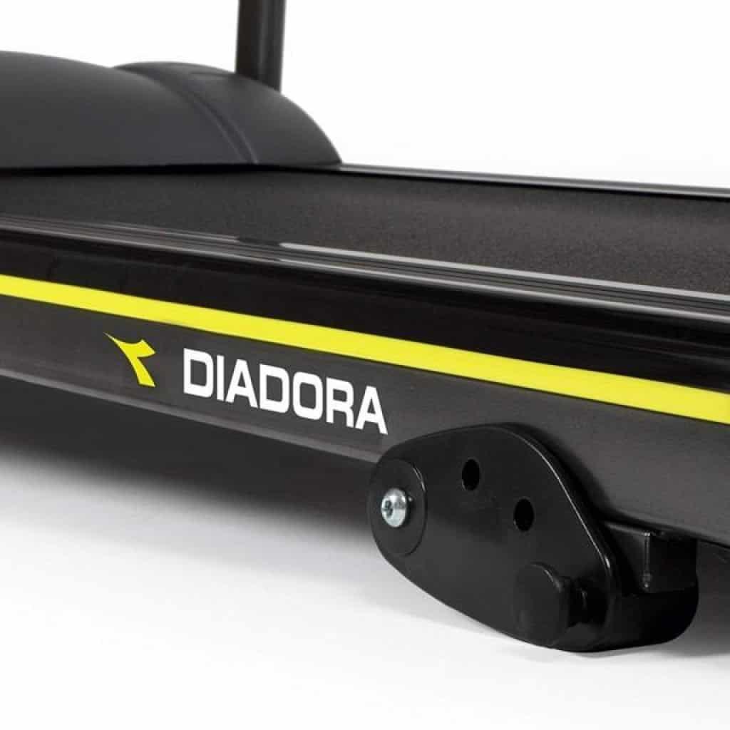 Diadora Star 1000 ruote per trasporto