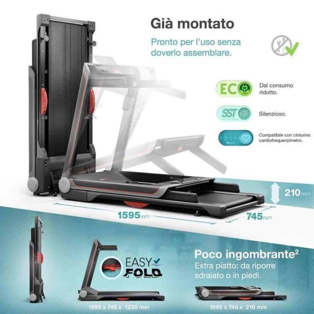 Sportstech-FX300-gia-montato-