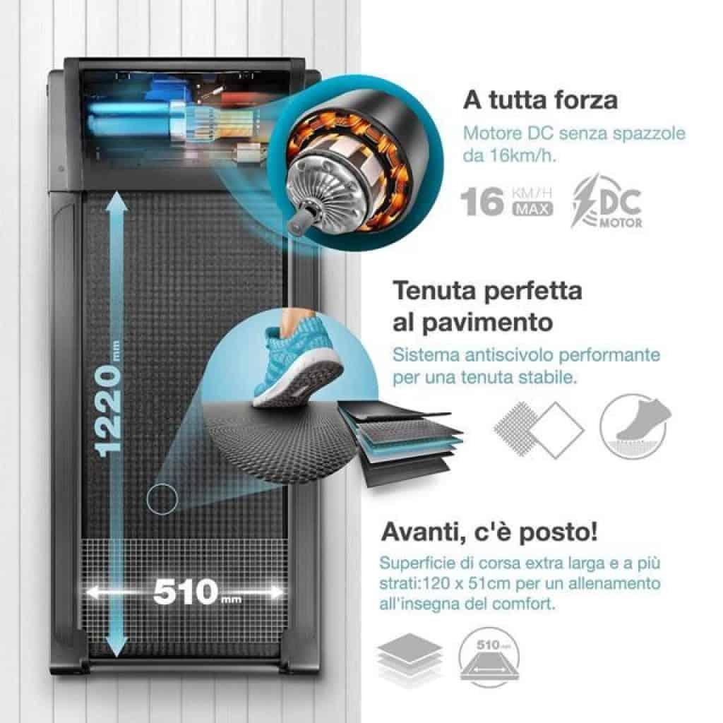 Sportstech-FX300-motore-