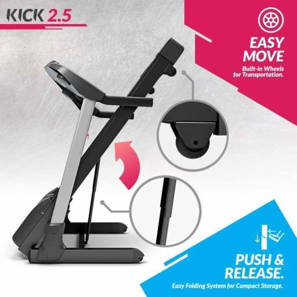 Bluefin-Fitness-Kick-richiudibile-