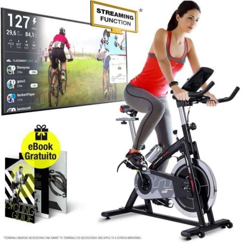 Sportstech Cyclette Professional SX200