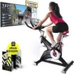 Sportstech Cyclette Professionale SX500