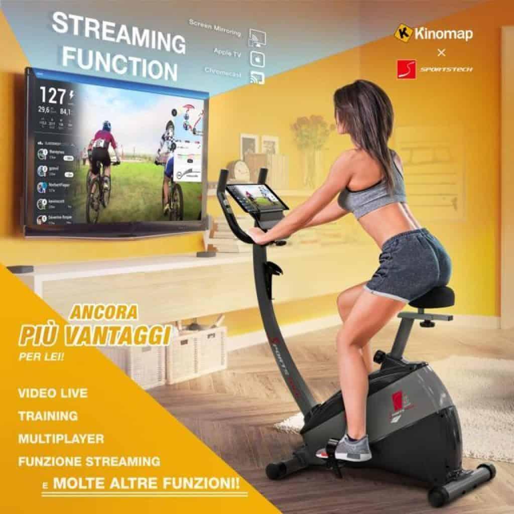 Sportstech ESX500 ancora vantaggi
