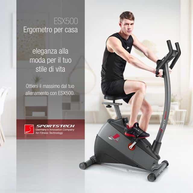 Sportstech ESX500 ergometro