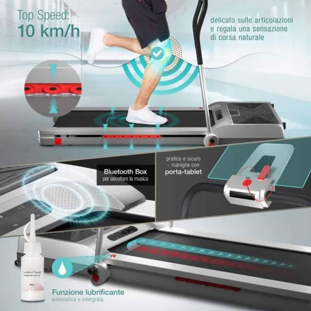 Sportstech-VPX600-caratteristiche-