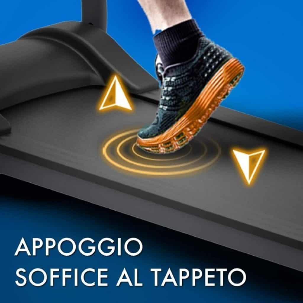 tappeto soffice